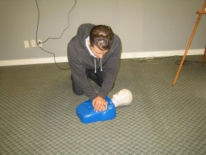 First Aid Training Class in Vancouver