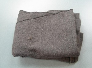Blanket for Standard first aid training