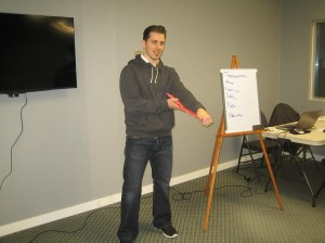 First Aid Training Class in Lethbridge
