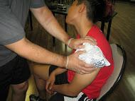Shoulder Dislocation First Aid Tips